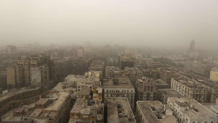 تسعون في المئة من البشر يتنشقون هواء ملوثا