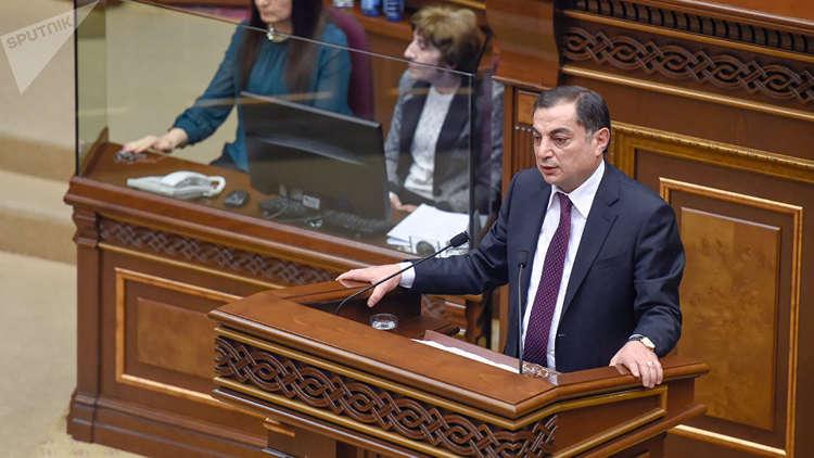 الحزب الحاكم : أرمينيا ستحصل على رئيس وزراء في 8 مايو