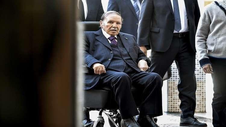 بوتفليقة: تمسك الجزائر بحريتها يعرضها لحملات التشويه وزعزعة استقراراها