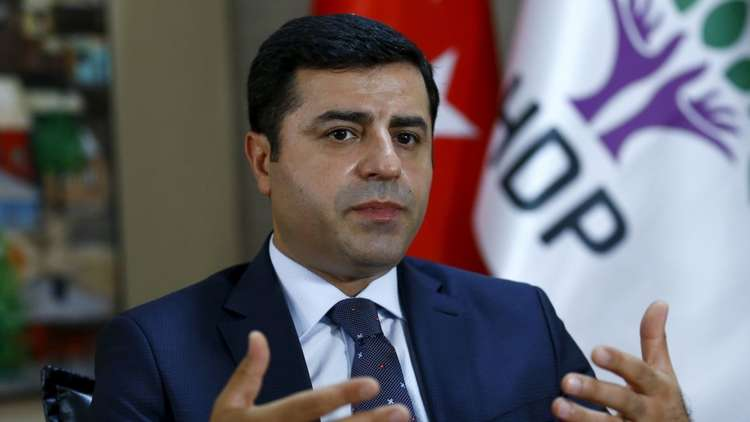 زعيم كردي مسجون ينوي الترشح للانتخابات الرئاسية التركية