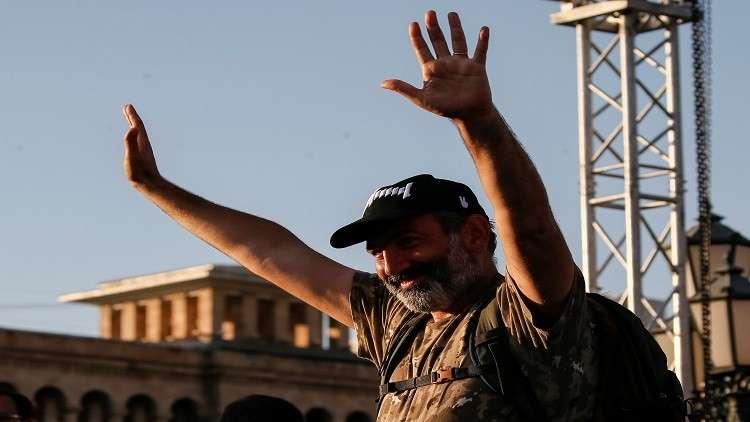 أرمينيا.. زعيم المعارضة يدعو أنصاره لإيقاف المظاهرات