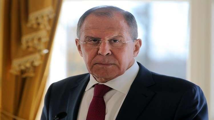 لافروف: الوجود الأمريكي على ضفاف الفرات الشرقية في سوريا يهدف لتفكيك البلاد