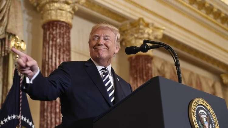 ترامب متفاخرا: تابعوا الأنباء من كوريا الشمالية!