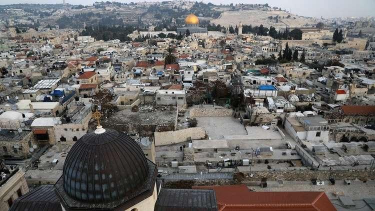 لافروف: موسكو قلقة على مصير التسوية الفلسطينية الإسرائيلية