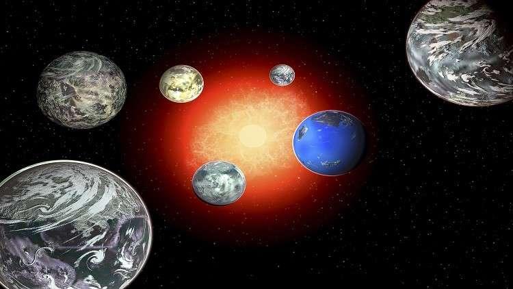 اكتشاف جديد يعزز فرص العثور على حياة خارج النظام الشمسي