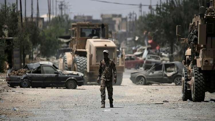 القبض على مطلوب داعشي في الموصل