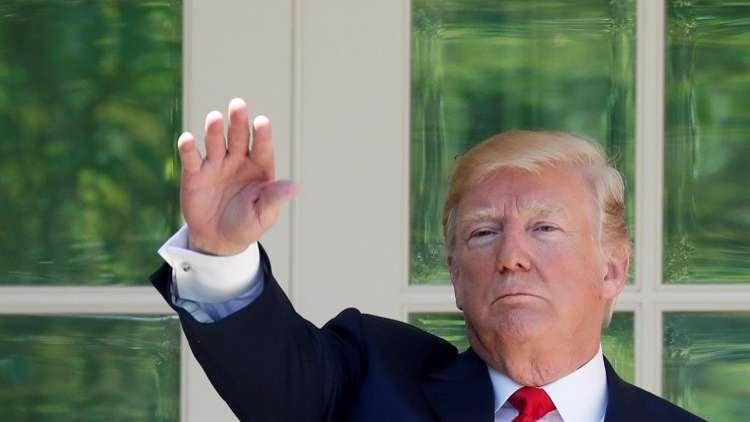 ترامب يغرد من جديد بشأن تعويضات