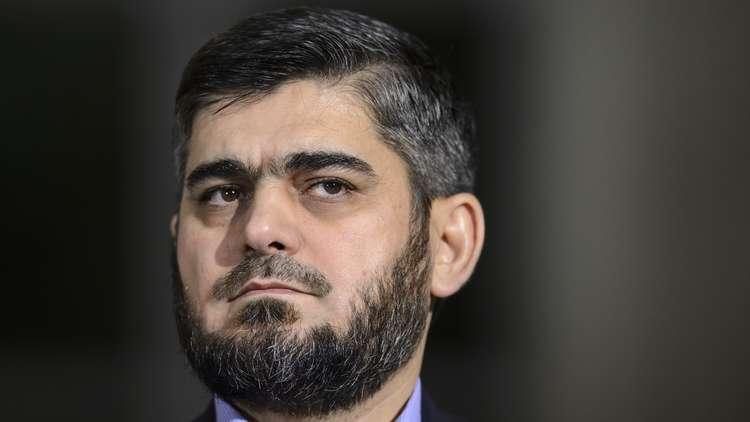 محمد علوش يعلن استقالته من الهيئة السياسية لـ