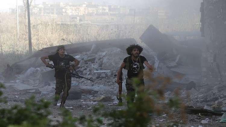 مقتل 7 من قوات حفتر بمواجهات مع