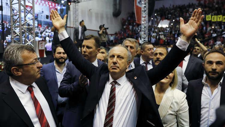 مدرس سابق مرشحا في انتخابات الرئاسة عن أكبر حزب تركي معارض