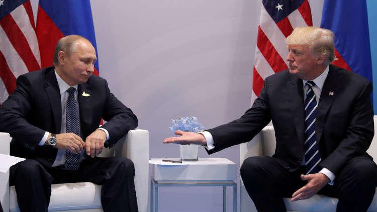 الكرملين: لا جديد بخصوص لقاء بوتين وترامب المحتمل