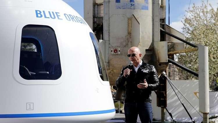 أغنى أغنياء العالم ينفق ثروته لتطوير صواريخ الفضاء!
