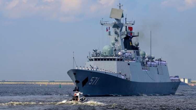 الصين تنشر قواتها استعدادا لضربة أمريكية محتملة