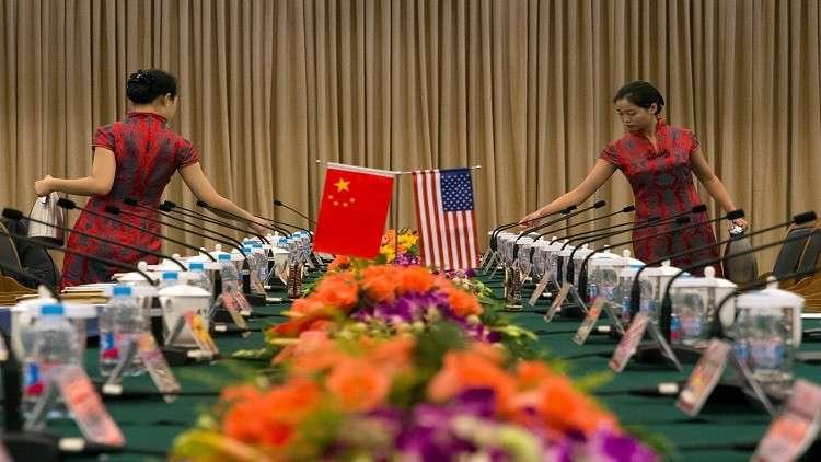بكين وواشنطن تتفقان على وضع آلية لتسوية المشاكل التجارية
