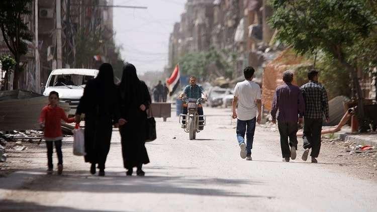 شرطة دمشق: إعادة مسروقات بقيمة نصف مليون دولار في دوما
