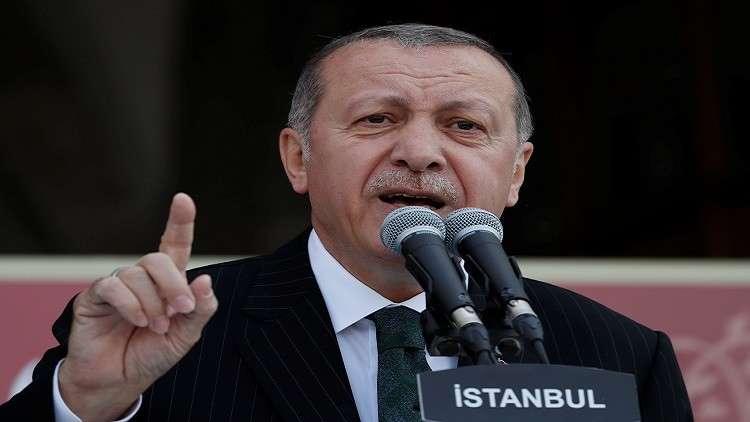 أردوغان: باقون في عفرين السورية حتى تحقيق الأمن فيها بالكامل