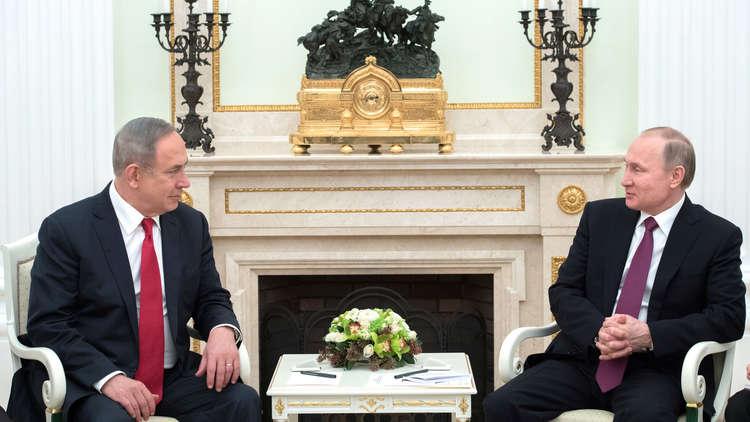 نتنياهو يلتقي بوتين في موسكو 9 مايو لبحث التطورات في الشرق الأوسط