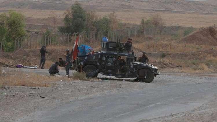 العراق.. إحباط عملية تسلل عناصر