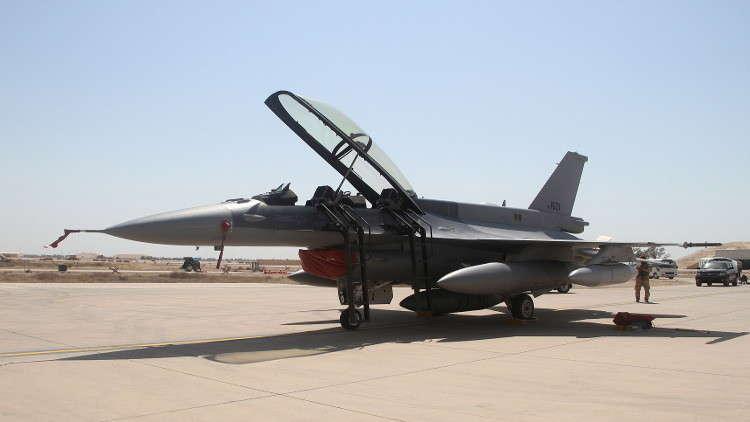 سلاح الجو العراقي يشن غارات على مواقع لداعش في سوريا