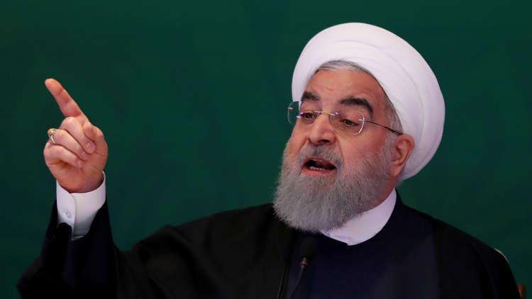 روحاني: مستعدون لجميع خيارات واشنطن