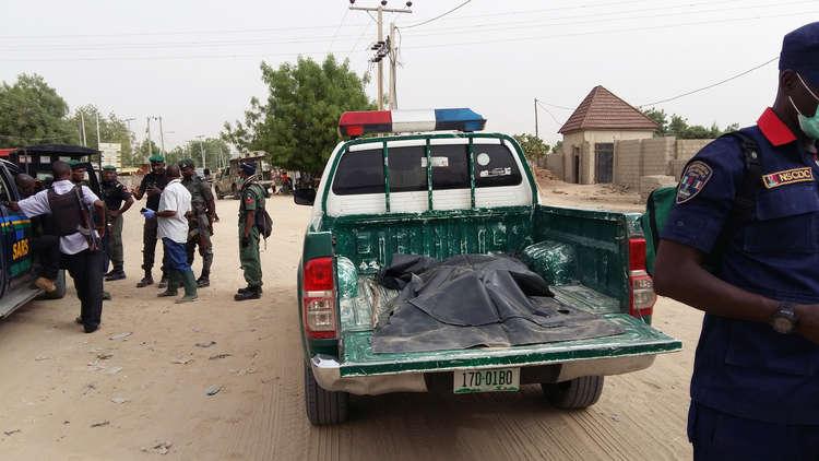 45 قتيلا في هجوم مسلحين على قرية شمال نيجيريا