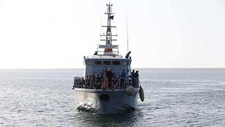 توتر بين خفر السواحل الليبي ومنظمات غير حكومية