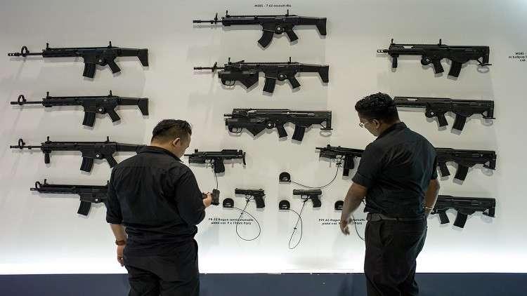 كم ينفق العالم على السلاح.. السعودية في المقدمة