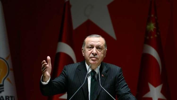 أردوغان يتهم الاتحاد الأوروبي بالتنصل من الاتفاق حول اللاجئين