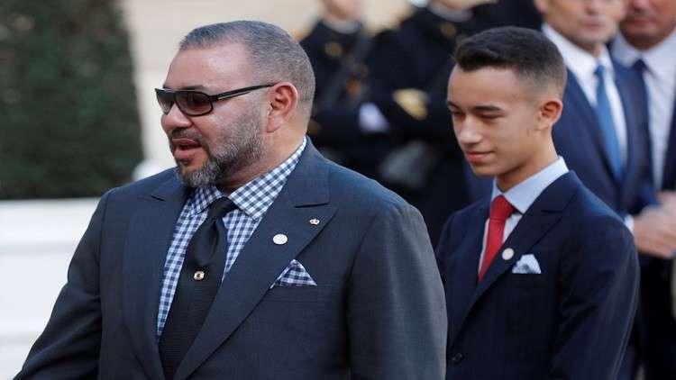 المغرب يحتفل بعيد ميلاد ولي عهده