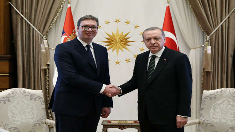 أردوغان: جهودنا في البلقان صفعة للطامعين في المنطقة