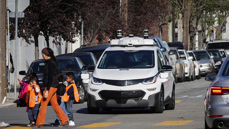 ترخيص ثاني شركة تاكسي ذاتي القيادة في الولايات المتحدة