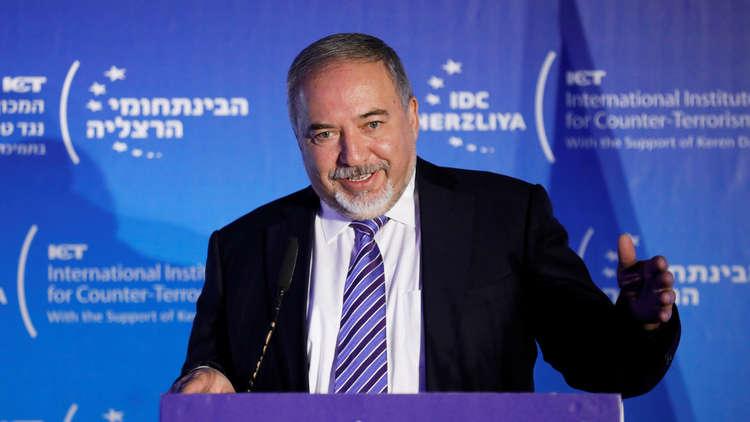 ليبرمان يستبعد خيار الحرب مع إيران