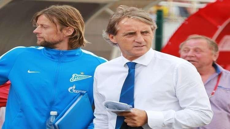 مانشيني يقترب من تدريب المنتخب الإيطالي