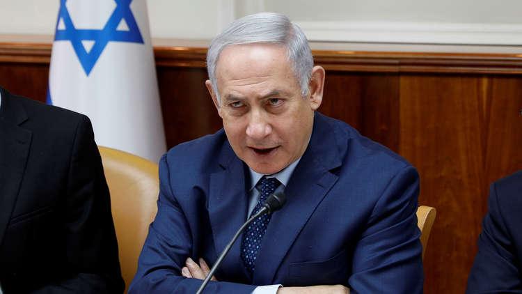 نتنياهو: إيران تخطط لنشر أسلحة فتاكة في سوريا لتدمير إسرائيل