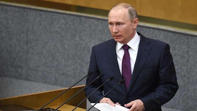 بوتين يرد على الشيوعيين: تحت قيادتكم انهار الاتحاد السوفيتي