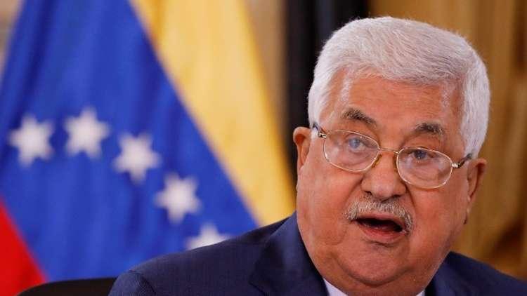 عباس يلتقي السفير السوري في فنزويلا
