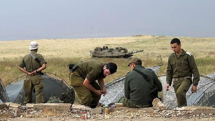 إسرائيل تستنفر قواتها إثر رصد