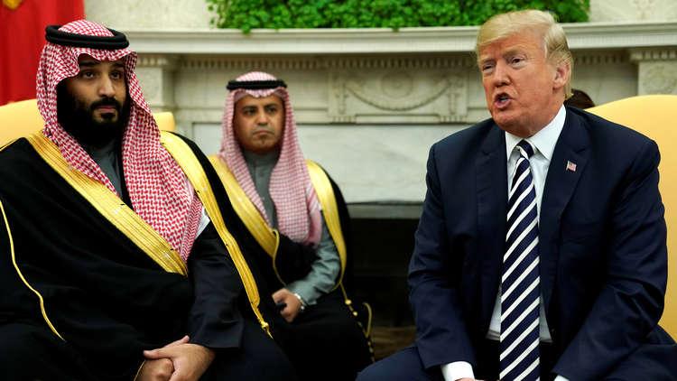 السعودية تؤيد بيان ترامب بالانسحاب من الاتفاق النووي مع إيران