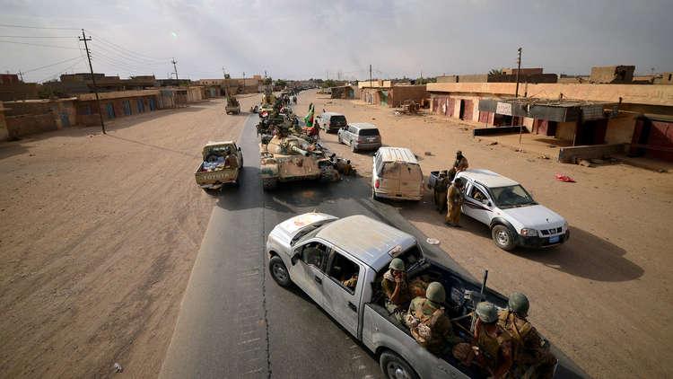 نشطاء: الحشد الشعبي العراقي ينفذ عمليات داخل سوريا