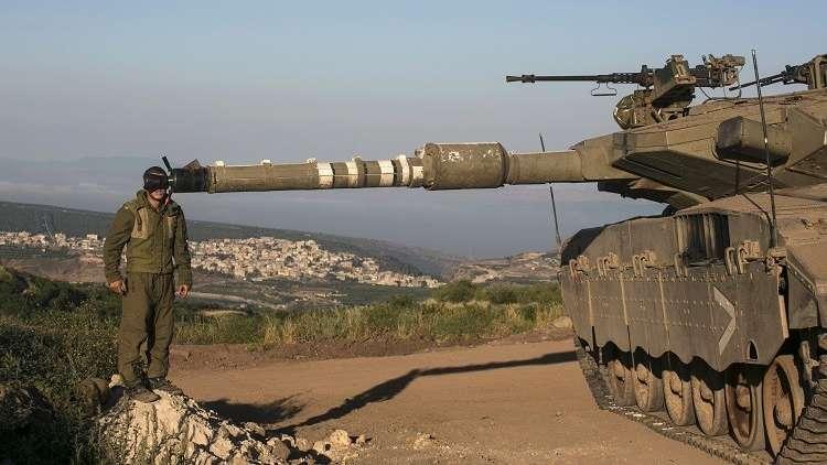 صفارت الإنذار تدوي في الجولان المحتل بعد قصف إسرائيلي لمدينة البعث السورية