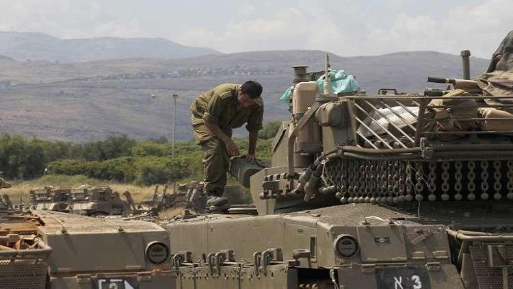الجيش الإسرائيلي يزعم استهداف مواقع إيرانية في سوريا