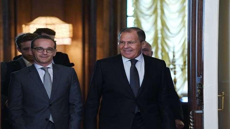 برلين: لا يمكن حل المشكلة السورية بمعزل عن روسيا