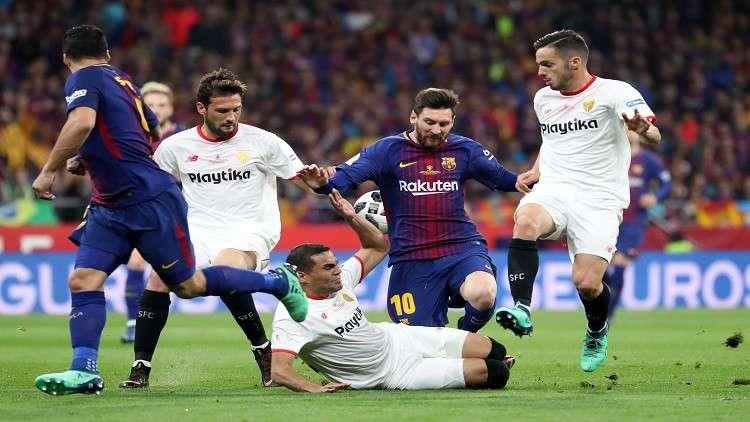 الكشف عن موعد السوبر الإسباني لكرة القدم