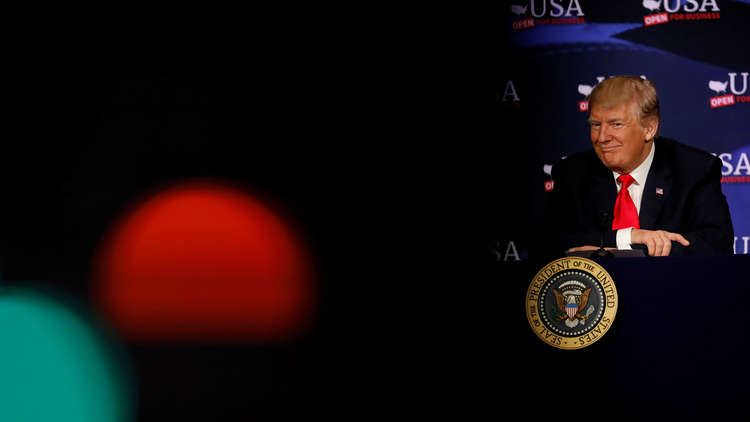 ترامب: سألتقي الزعيم الكوري الشمالي بسنغافورة في 12 يونيو