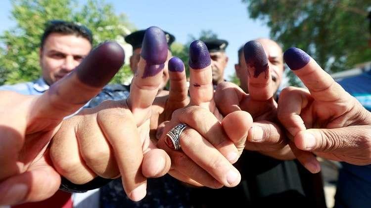 العراقيون ينتخبون برلمانهم الجديد