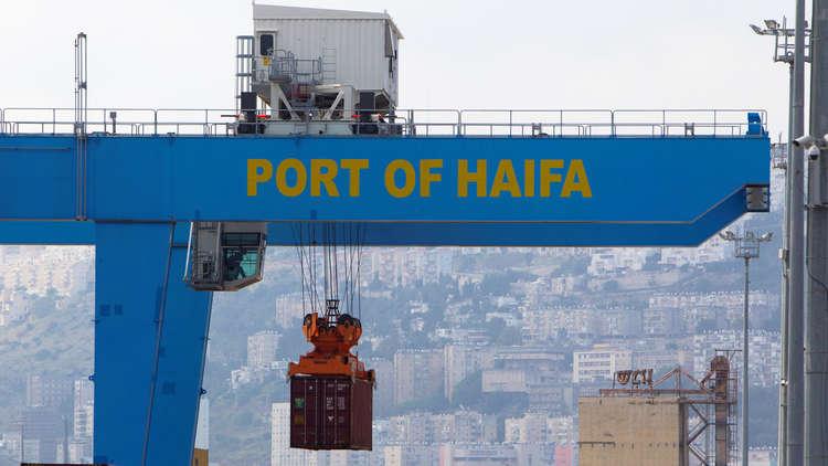 شلل في ميناءي أسدود وحيفا الإسرائيليين