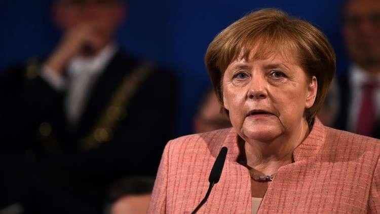 ميركل تؤكد في اتصال مع روحاني التزام ألمانيا بالاتفاق النووي