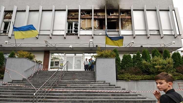 منظمة الأمن والتعاون في أوروبا تدين هجوم المتطرفين الأوكران على قناة