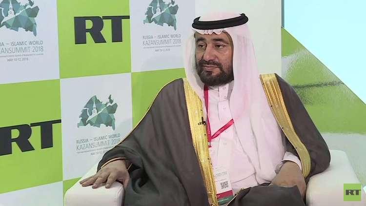 وكيل وزارة الشؤون الإسلامية السعودية لـRT: الاقتصاد أساس لتقوية السياسة