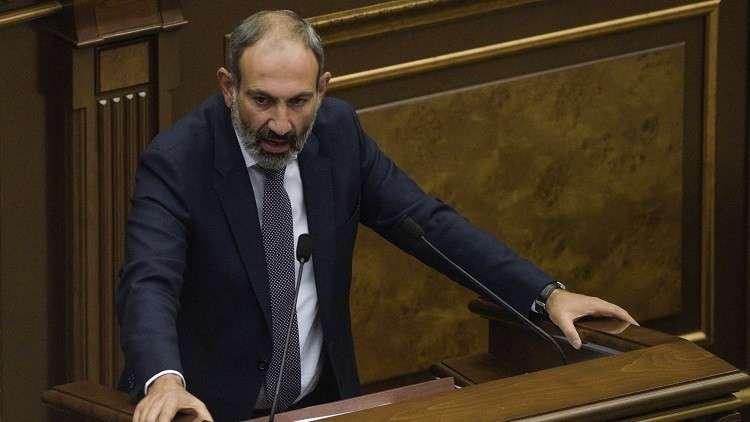 إقالة قائدي الشرطة وجهاز الأمن في أرمينيا